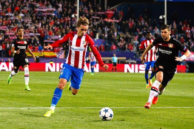 Liga : l'Atlético s'offre le FC Séville