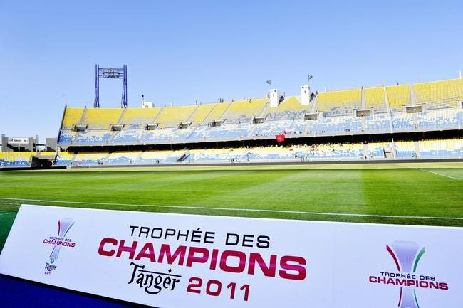 Le Trophée des champions 2017 à Tanger
