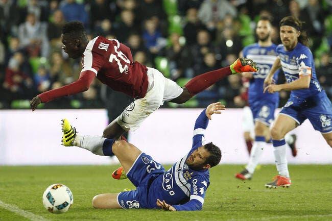 Metz - Bastia 1-0