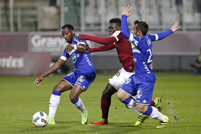 Rien ne va pour Bastia, Metz souffle un bon coup