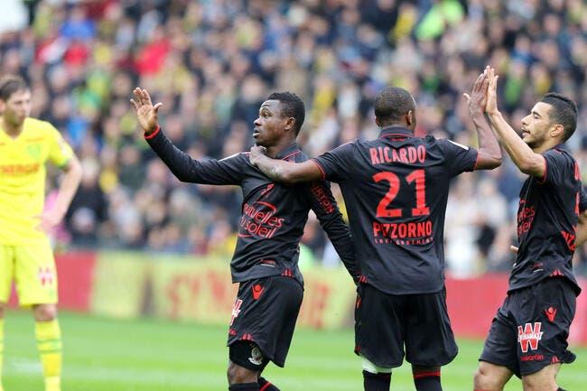 OGCN : Un nul à Nantes, Favre s'estime heureux