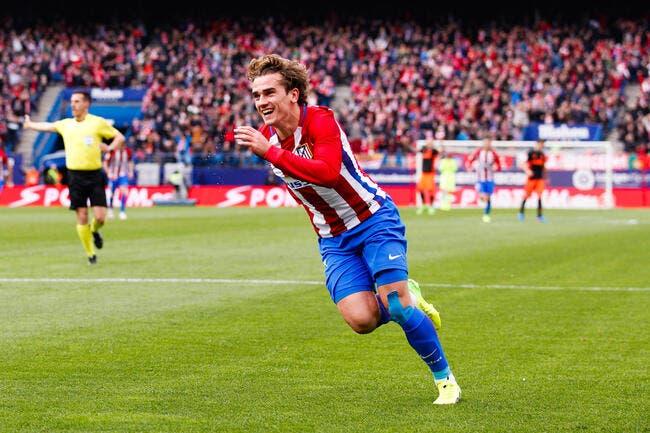 Atl. Madrid - FC Séville 3-1