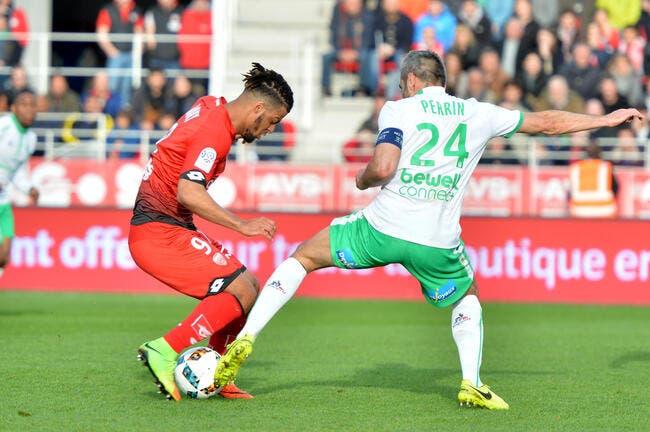 Dijon - Saint-Etienne 0-1
