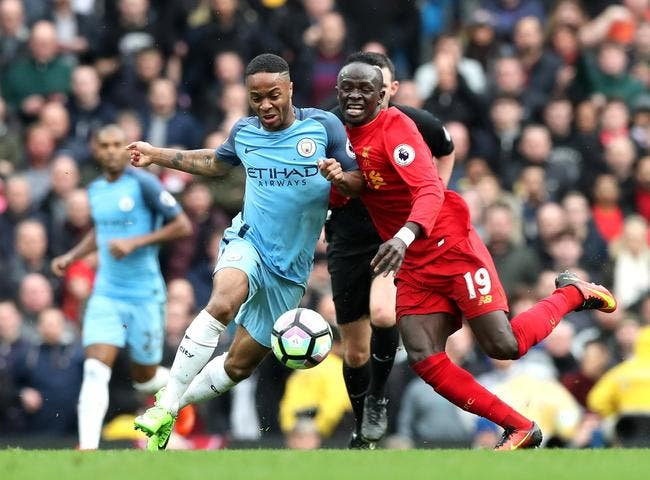 Manchester City - Liverpool : 1-1
