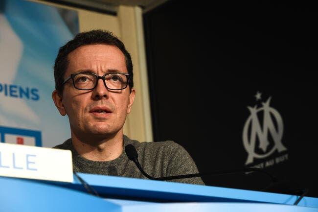 OM : Mercato, les 200 ME, le PSG... Les confidences d'Eyraud