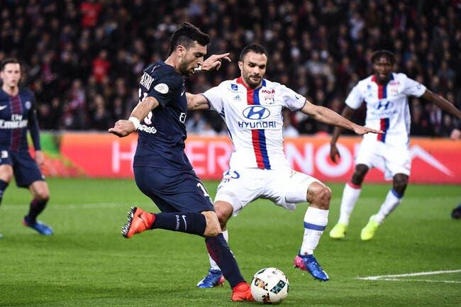 PSG : 4-2-3-1, le titre, Monaco... Pastore est déterminé