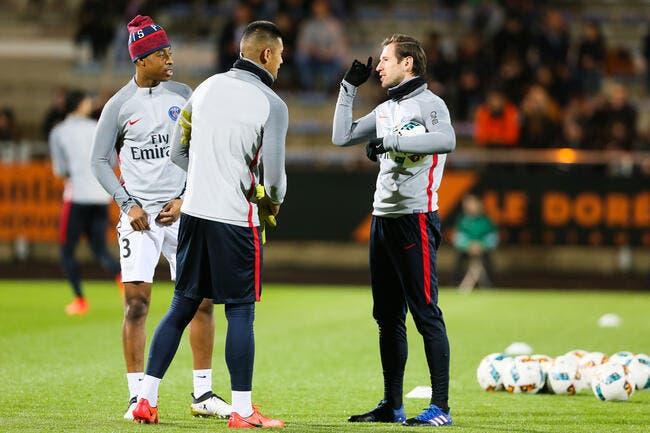 PSG : Un clash entre deux joueurs à l'entraînement ?