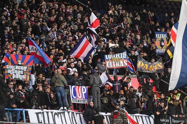 PSG : Les Ultras prouvent qu'ils ne sont des supporters en carton