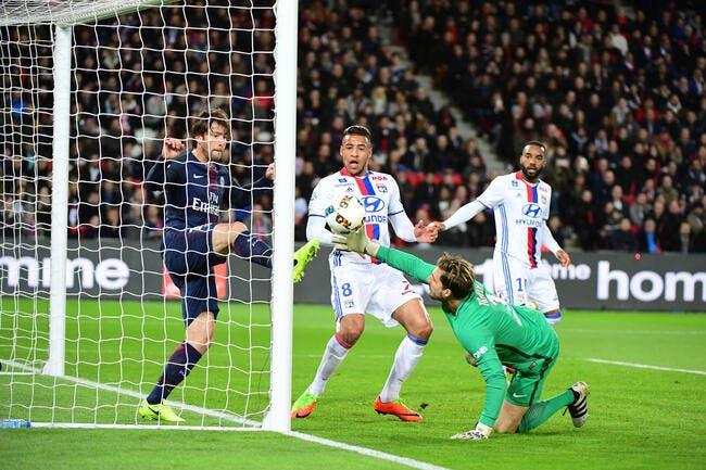 PSG-OL : Lyon n'y arrive plus à Paris, 10 ans que ça dure