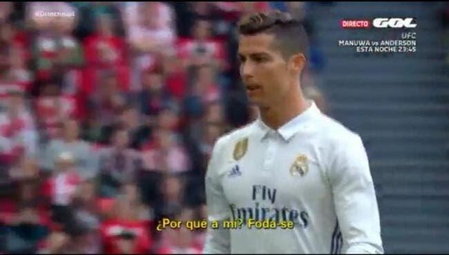 Real Madrid : Quand Cristiano Ronaldo insulte Zidane
