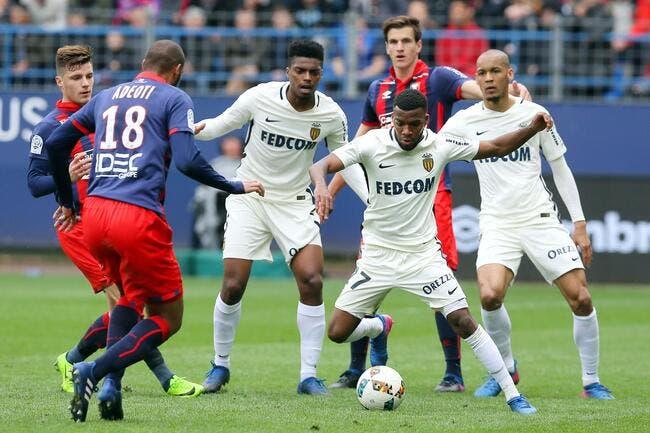 SM Caen - AS Monaco 0-3