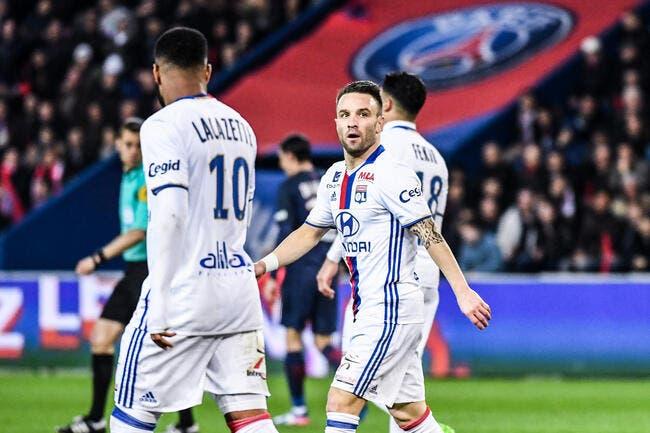 OL : Le PSG n'était pas fort, mais Lyon n'avait plus de force