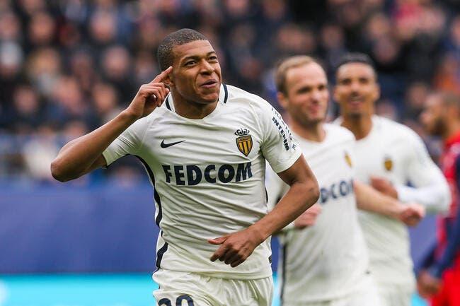 Mercato : Monaco exige 120ME pour Kylian Mbappé !