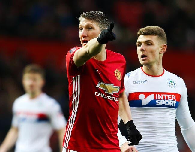Schweinsteiger annonce son départ de Man Utd pour Chicago — MLS