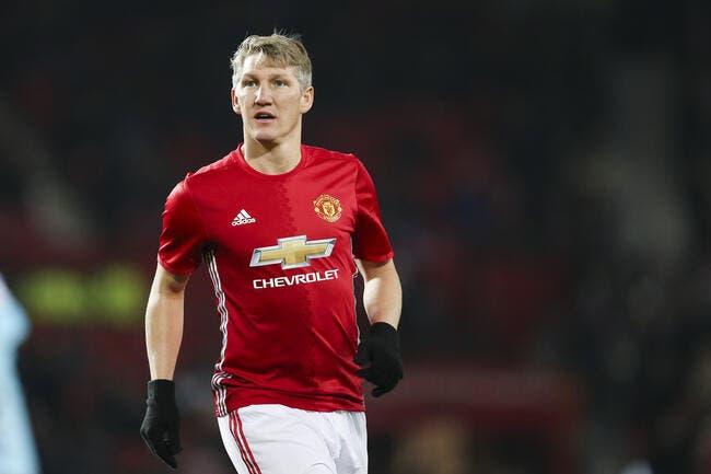 Officiel : Man Utd confirme le départ de Schweinsteiger