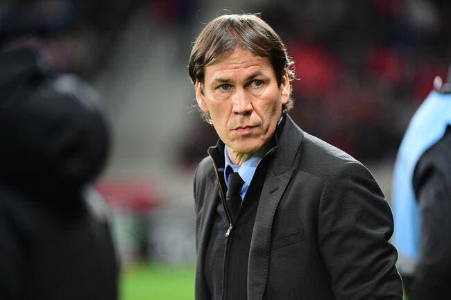 OM: Rudi Garcia n'est pas un si bon entraineur que cela révèle Riolo