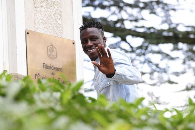 Monaco: Benjamin Mendy avoue être devenu pro en quittant l'OM