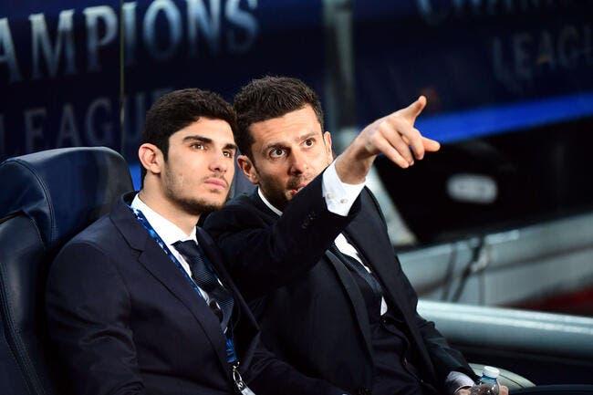 PSG: Thiago Motta entraineur adjoint à Paris, son agent répond
