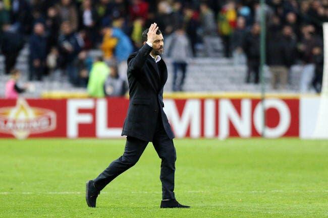 FCN: Conceição va larguer Nantes annonce Riolo