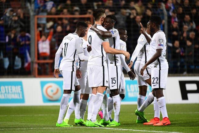 France : Giroud, Dembélé... Deschamps donne ses bons points