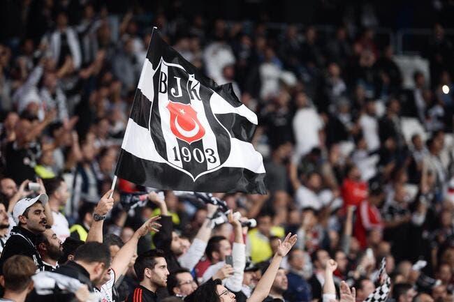 L'OL s'explique sur la vente des places contre Besiktas — Ligue Europa