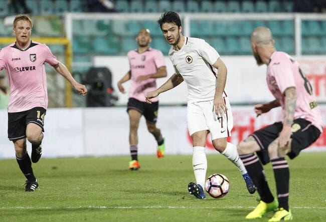 OL : La Roma demande un nouveau prêt de Clément Grenier