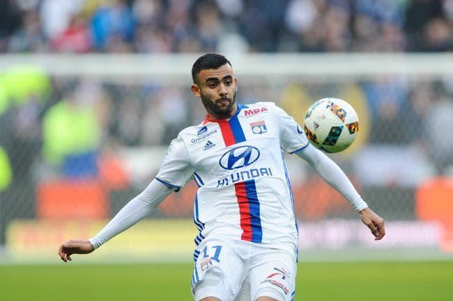 OL : Séville débarque à Lyon pour Rachid Ghezzal