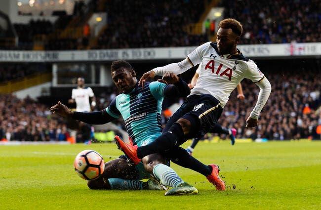 Tottenham : Nkoudou, quelle galère !