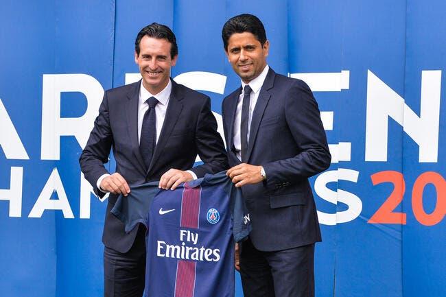 PSG : Emery a offert 1ME à ses adjoints