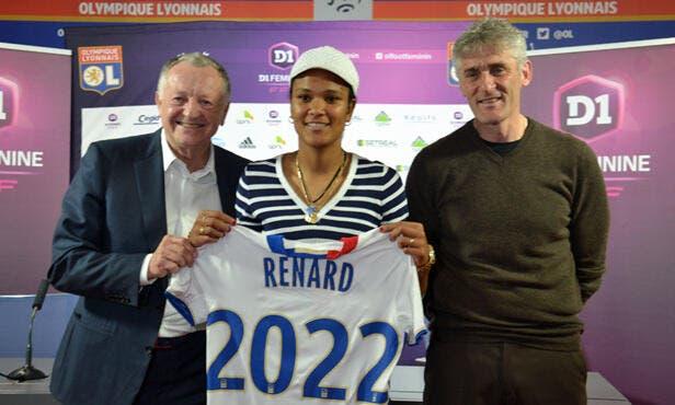 Officiel: Wendie Renard prolonge à l'OL