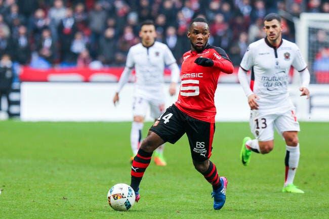 Rennes-OL: Kalulu annonce qu'il ne fera aucun mal à Lyon