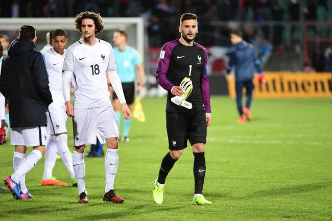 Football: le joli cadeau d'Hugo Lloris à l'Habaysien Anthony Moris