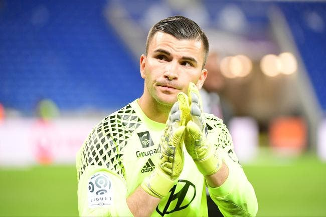 foot ol ol anthony lopes pr t signer un contrat vie avec lyon ligue 1 foot 01. Black Bedroom Furniture Sets. Home Design Ideas