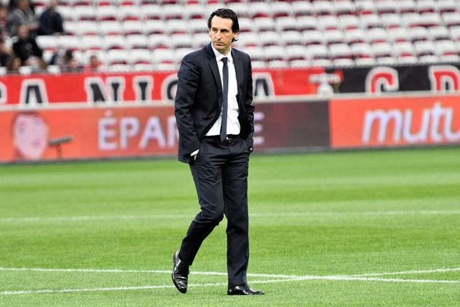Ligue 1. Nice-PSG (3-1). Emery :
