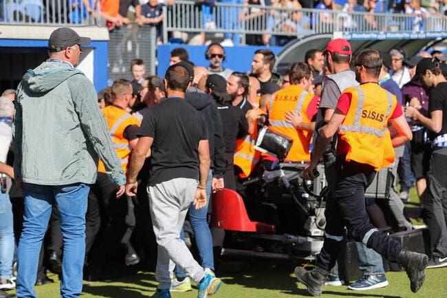 SCB-OL : Bastia veut bien du huis-clos, rien de plus