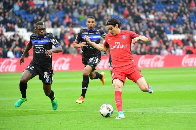 PSG - Bastia : 5-0