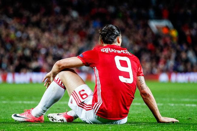 MU : L'incroyable aveu sur le genou d'Ibrahimovic