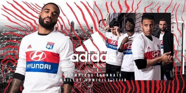http://www.olweb.fr/fr/ Ol-lyon-et-adidas-presentent-le-maillot-de-la-saison-2017-2018-c_c-suzw0aabjyc,179502