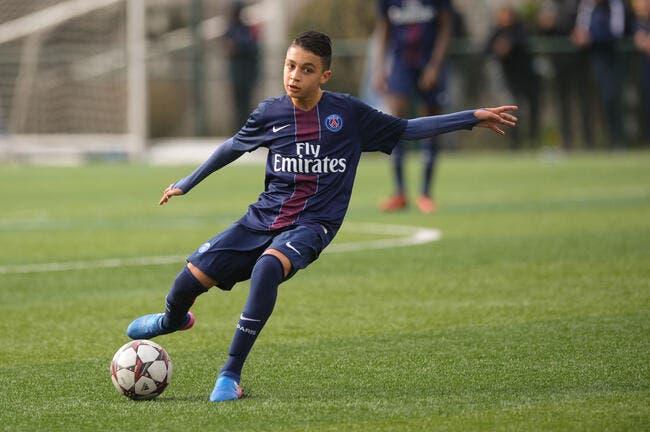 Contrat de 5 ans pour un prodige de 14 ans — PSG