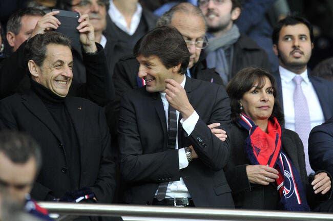 Leonardo ne sera pas l'entraîneur du PSG