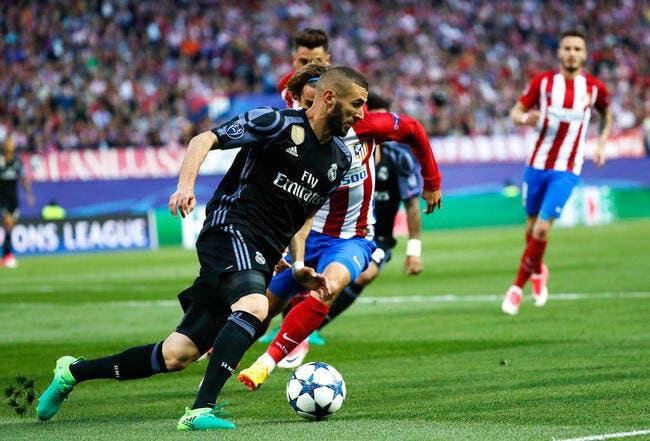 Real Madrid: Quand Zidane rêve de dribbler comme Benzema
