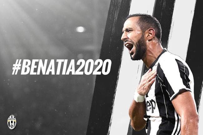 La Juventus conserve son défenseur Mehdi Benatia