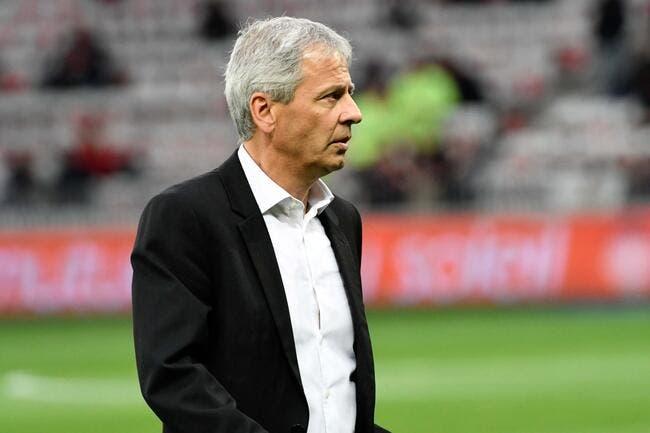 Départ imminent pour Lucien Favre — OGC Nice