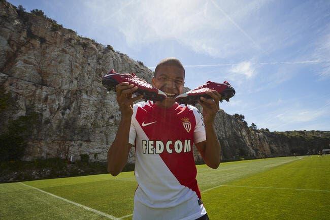 Monaco : Nike sort une édition limitée pour le probable titre !