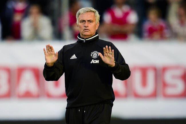 Pour ses jeunes, Mourinho réclame la pitié de Palace