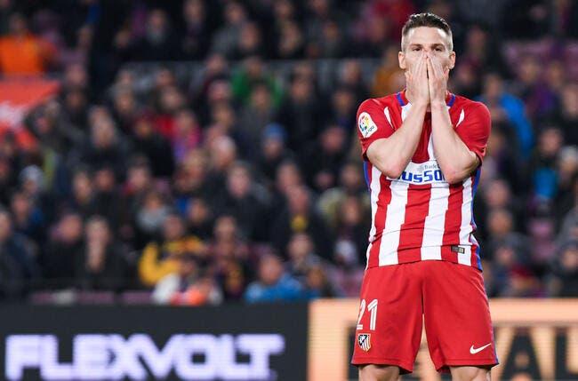 Mercato: Prêt à tout pour Lacazette, l'Atlético sacrifie Gameiro