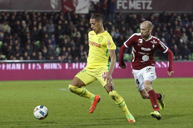 Bammou et Djidji prolongent au FC Nantes