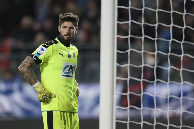 Costil confirme son départ — Rennes