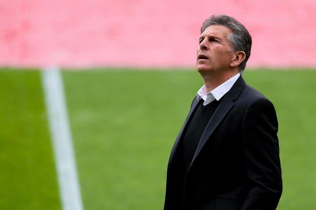 Claude Puel, viré à Southampton, embauché à l'Inter Milan ?
