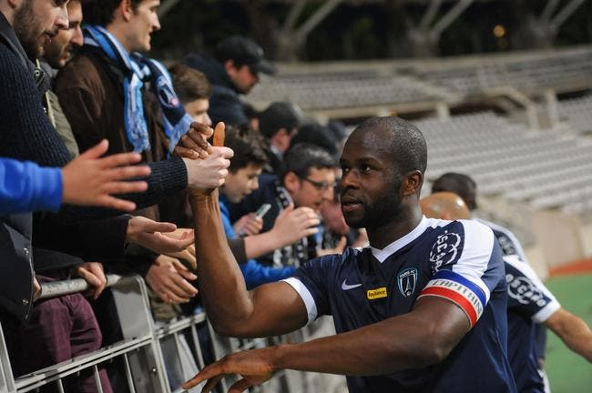 Nat: Le Paris FC barragiste pour l'accession en Ligue 2